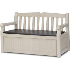 Ordinaire Item 5 Outdoor Bench Seat Seating Storage Chest Patio Deck Garden Porch  Pool Furniture  Outdoor Bench Seat Seating Storage Chest Patio Deck Garden  Porch ...