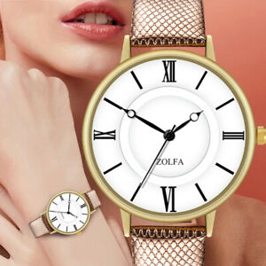 Women-Ladies-Casual-Watch-Quartz-Wrist-Watches-PU-Leather-Band-Wristwatch-New