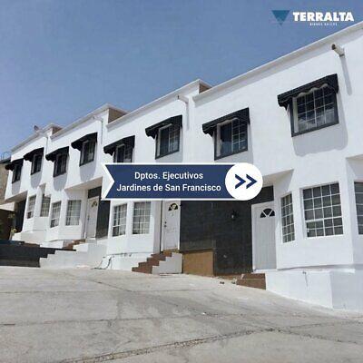 DEPARTAMENTOS EJECUTIVOS EN RENTA AMUEBLADOS FRACC JARDINES DE SAN FRANCISCO