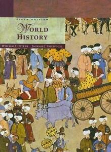 World history by jackson j spielvogel and william j duiker 2006 world history by jackson j spielvogel and william j duiker 2006 hardcover fandeluxe Choice Image