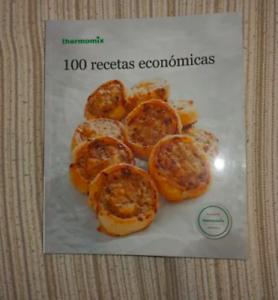 Detalles De Libro De Recetas Thermomix Tm31 100 Recetas Economicas