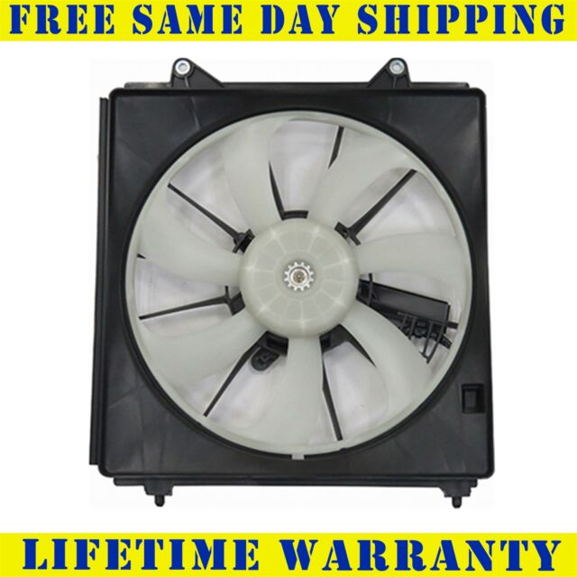 AC Condenser Fan Assembly For Acura TLX AC3113116