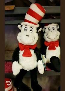 Details about Dr. Seuss Cat in the Hat Plush Soft Toy 20″ (50cm)