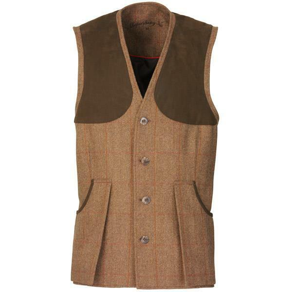 Laksen 5184 Balfour Shooting Vest waistcoat