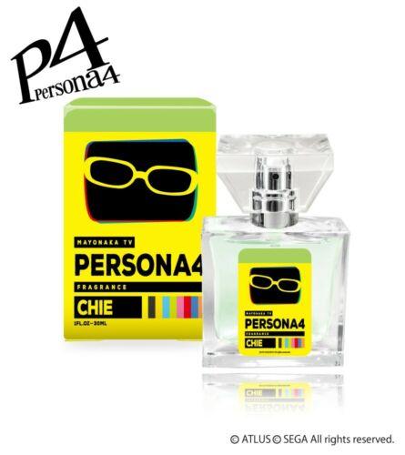 Details about  /Persona 4 Fragrance Chie Satonaka Natural Citrus Notes Japan Limited Original