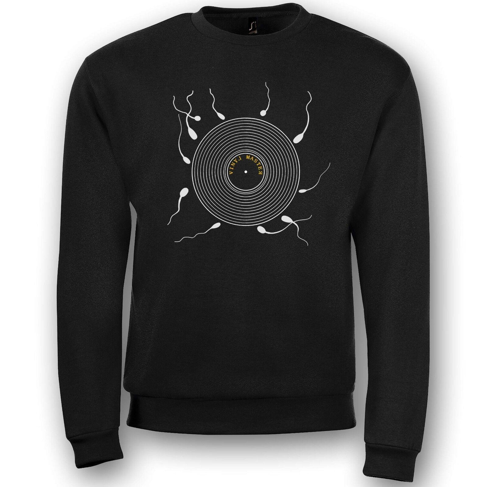 Schallplatte Schallplatte Schallplatte T-shirt retro vinyl fans funny dj music + Sweatshirt Kapuzen | Nicht so teuer  | Verschiedene Stile  | Modern  ab2264