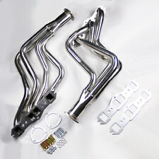 Olds Cutlass Delta 65-74 350 400 455 V8 Long Tube Stainless Performance Headers