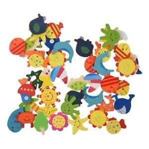48pzs-Imanes-de-madera-coloreados-de-dibujo-animado-para-los-ninos-B2P5