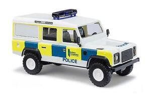 Busch 50324 NEW LANDROVER DEFENDER POLICE  UK 1983