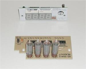 Heathkit-AJ-1510-AJ-1510A-FM-Stereo-Tuner-Display-Replacement