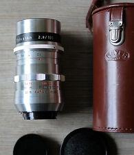 Lens Trioplan 2.8/100 for Exakta Meyer Görlitz, Top Condition
