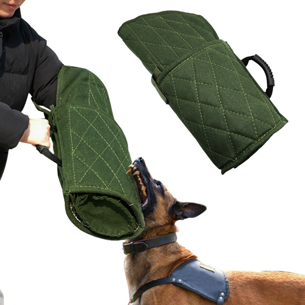 German Shepherd K9 Young Dog Bite Sleeve Arm Protection Training for Working Dog