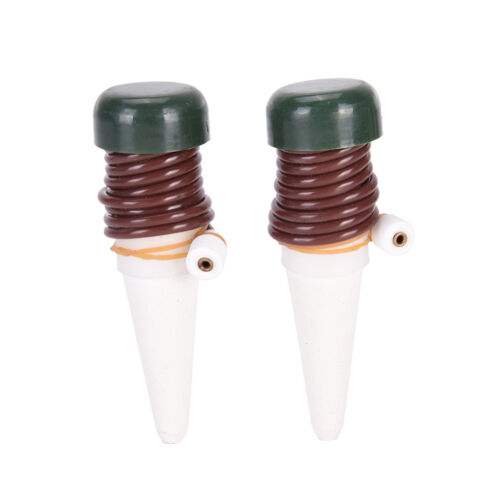 2X Easy Use Automatic Plant Waterer Houseplant Hydrospike Spikes AutomatischSPUK