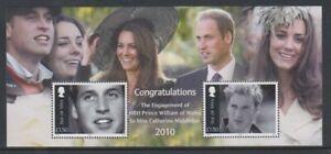 Isle-of-Man-2010-Prince-William-039-s-Engagement-sheet-MNH-SG-MS1631