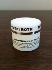 Peter Thomas Roth Un-Wrinkle Night Cream 8g Travel Size Mini NEW (Please read)