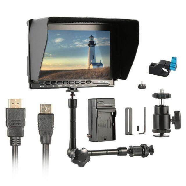 1280x800 Pixel Array JVC DT-F9L5U 8.2 Professional LCD Field Monitor