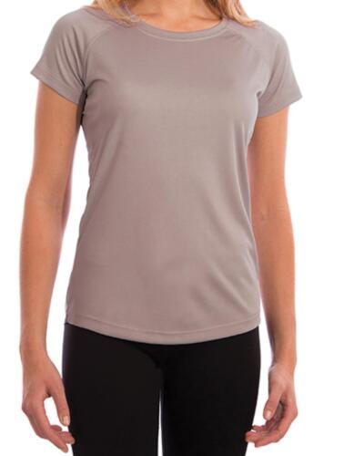 Damen Solar Performance Short Sleeve T-ShirtVapor Apparel