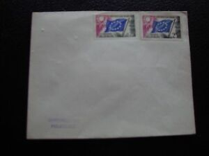 FRANCE-envelope-not-canceled-council-of-europe-cy93-french