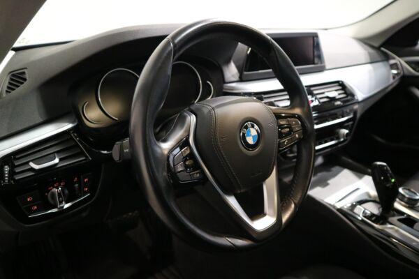 BMW 520d 2,0 aut. - billede 4