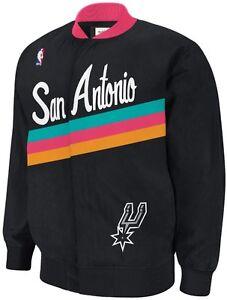 82ee557688b San Antonio Spurs Mitchell   Ness Authentic 94-95 Warmup Jacket ...