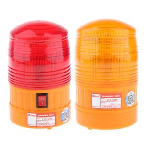 Dc6v 12v Flashing Warning Lights