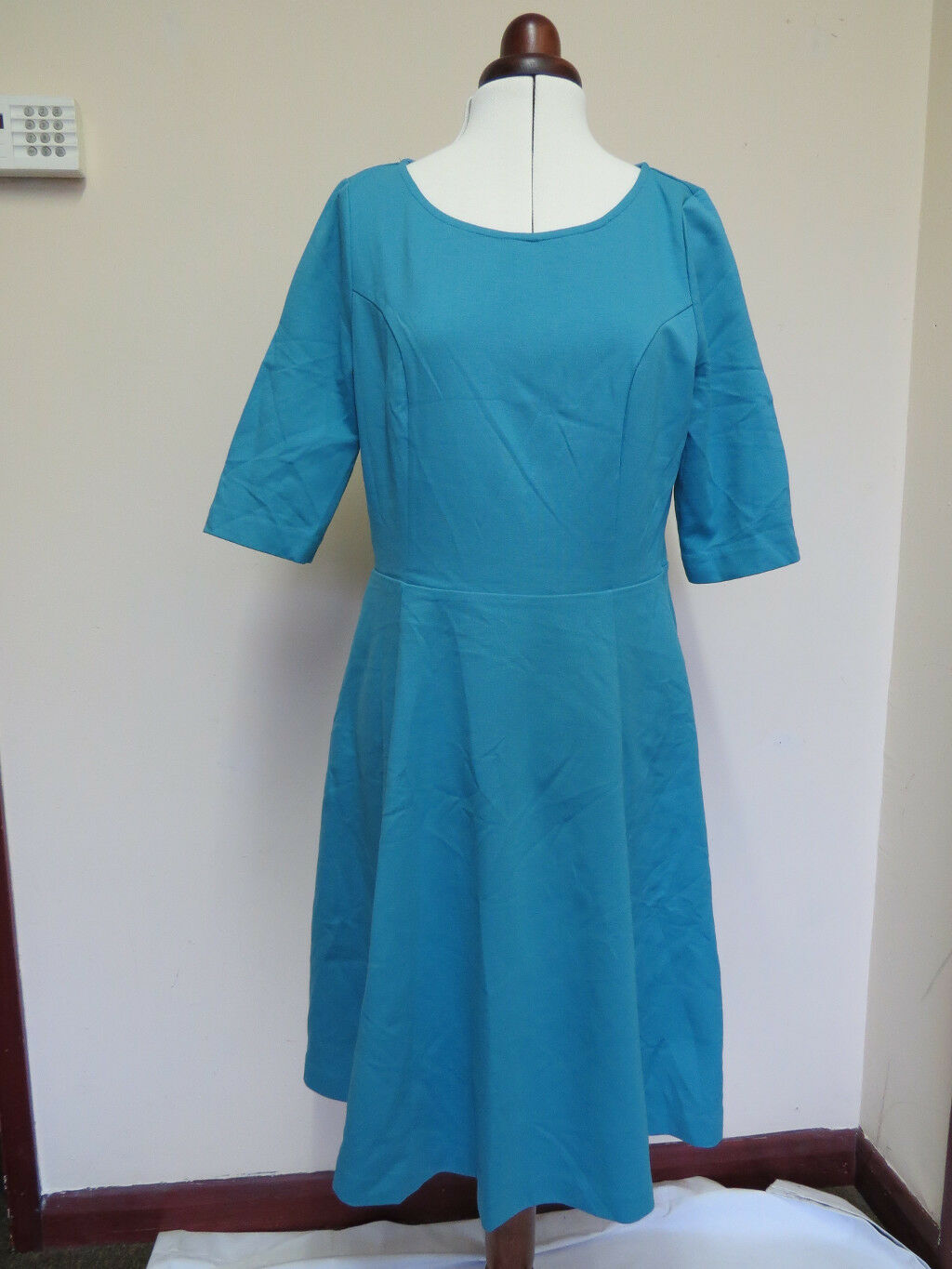 Boden Alice Ponte Dress RRP   Capri bluee LAST ONE WINTER - NOW REDUCED