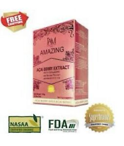IAM Amazing Acai Berry Extract With Collagen And bacopa Monnieri FDA APPROVED