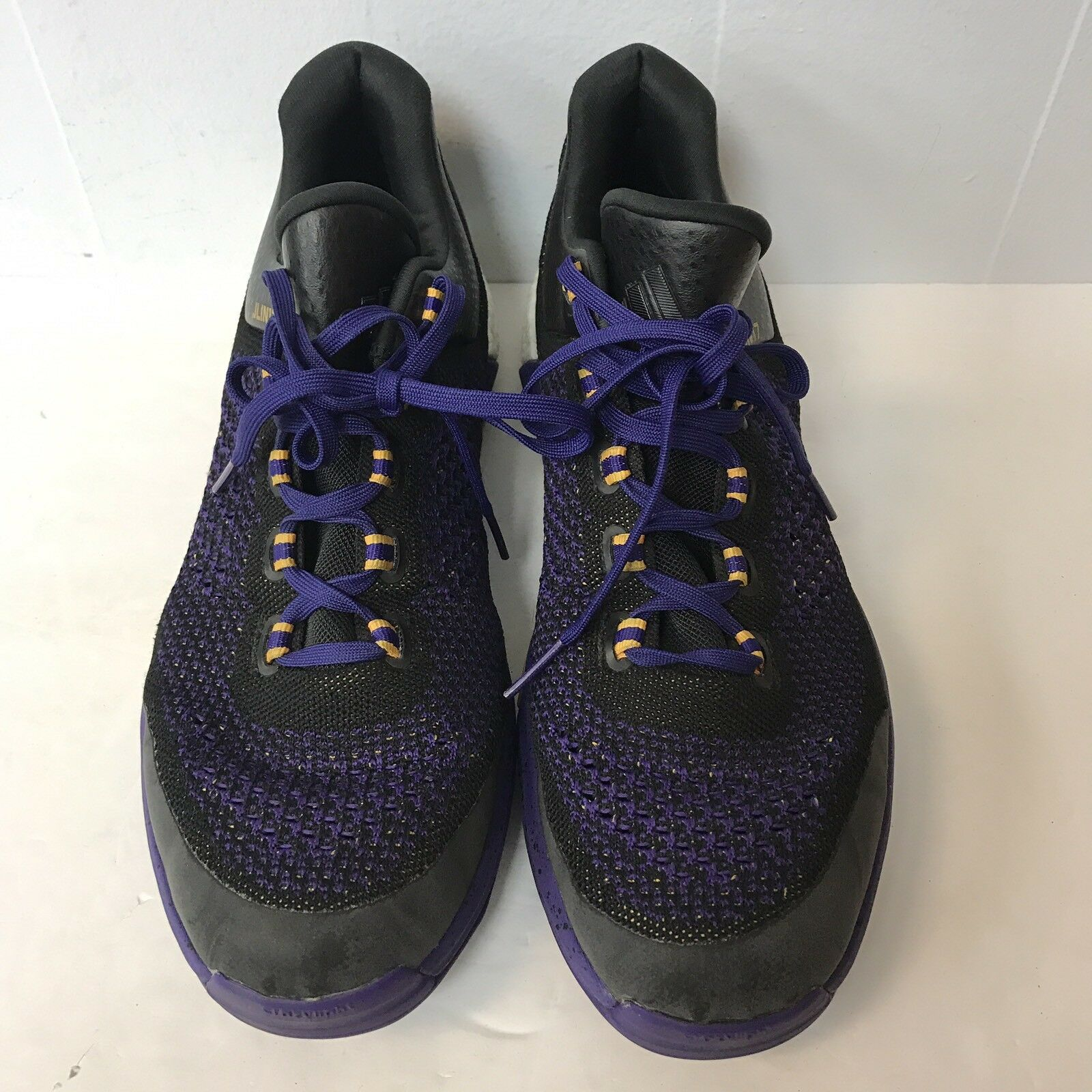 Adidas JLIN17 Shoes Sneakers Men Size 14 Great Confition