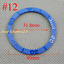40mm-Red-Black-Blue-Green-Ceramic-Titanium-bezel-insert-fit-GMT-automatic-watch thumbnail 13