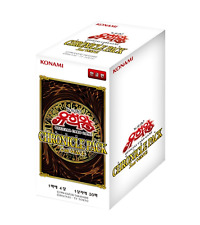 """Yugioh Cards  """"Chronicle Pack 2nd Wave"""" Booster Box (30 Pack) / Korean Ver"""