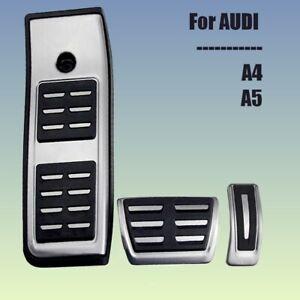 Repose Pied Automatique Set pour Audi a4 b9 8 avec a5 f5 2017 Original Audi Pédales
