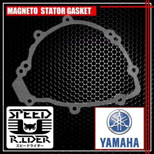 09-14 YAMAHA YZF R1 YZFR1 LEAD WIRE MAGNETO COIL GENERATOR OE STATOR ASSY+GASKET