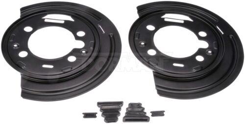 Brake Backing Plate Rear Dorman 924-493