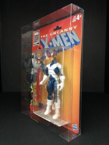 Action Figure de Protection écran Case Marvel légendes Rétro Vintage Series 6 In environ 15.24 cm