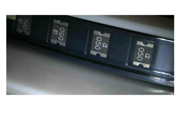 3pcs SMD PPTC Resettable Auto Recovery Fuse 1812 MSMD075-13.2V 0.75A 750mA 13.2V