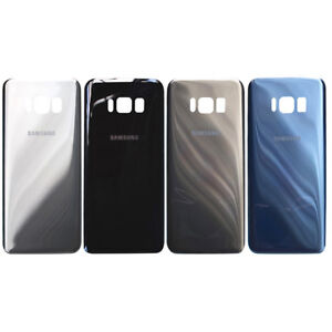 premium selection 28f9c 1d401 Details about OEM Housing Glass Battery Cover Rear Back Door Case For  Samsung Galaxy S8 S8Plus