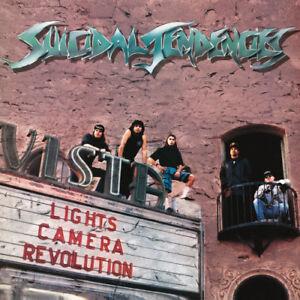 Suicidal-Tendencies-Lights-Camera-Revolution-New-Vinyl-Colored-Vinyl-Gr