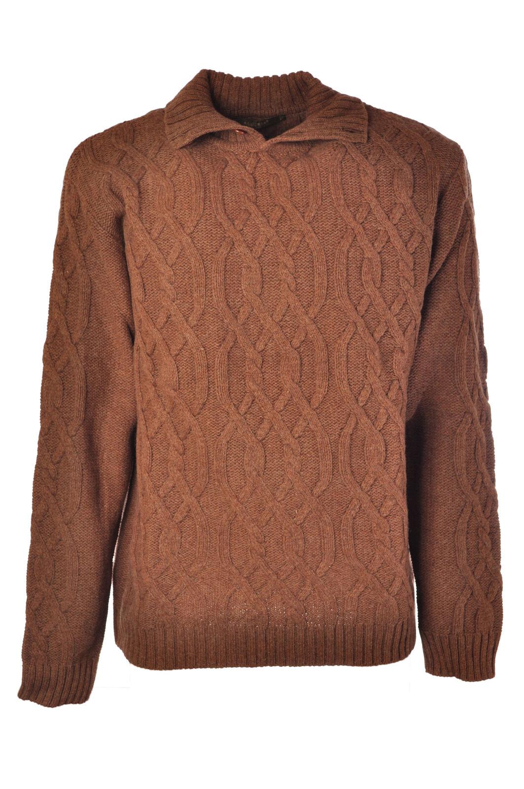 Almeria  -  Sweaters - Male - Brown - 2831931N173550