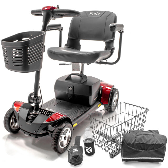 Pride Mobility Go-go Elite Traveller Plus 4-wheel Scooter Sc54 Accessories
