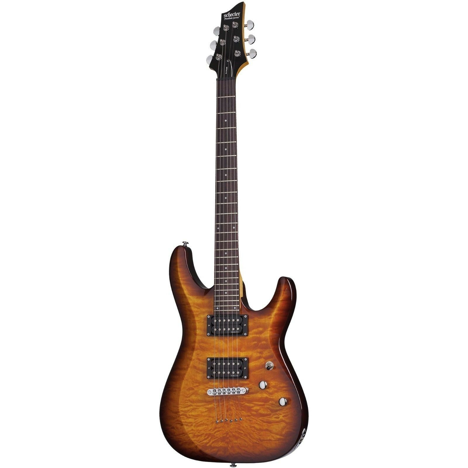 Schecter C-6 Plus Vintage Sunburst VSB B-Stock Electric Guitar C6 C 6
