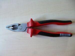 Connex-COX111200-Kraft-Kombizange-200-mm-Profi-Zange-matt-verchromt