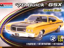 Revell Monogram 1:24 '70 Buick GSX Car Model Kit