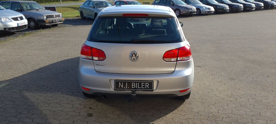 VW Golf VI 1,6 TDi 105 Comfortline BMT Diesel modelår 2011 km