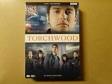 5-DISC DVD BOX / TORCHWOOD - SEIZOEN 1 ( BBC )