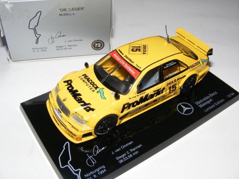 1/43 Minichamps AMG Mercedes C DTM 94