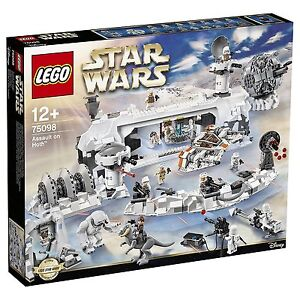 Lego® Star Wars ™ 75098 Assault On Hoth ™ Nouveau nouvel opp
