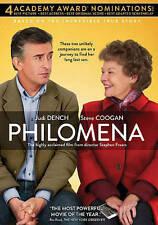 PHILOMENA - JUDI DENCH - STEVE COOGAN  (2013) DVD -Really good entertaining film