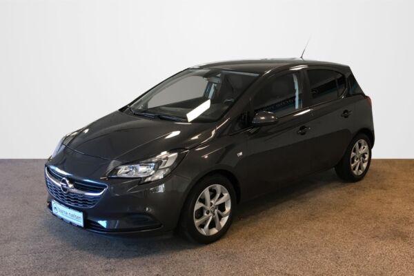 Opel Corsa 1,0 T 90 Sport billede 0