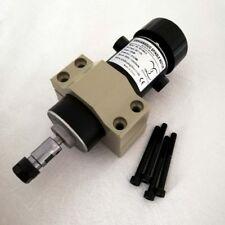 500w 110v Air Cooled Spindle Motor Cnc Er11er16 Spindle Motor52mm Clamps