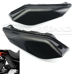 Motorcycle Air Deflector Trims For Harley Touring Road King Electra Street Street Glide Electra Glide 2009-2016 Motorbike Parts Motorcycle Accessories & Parts